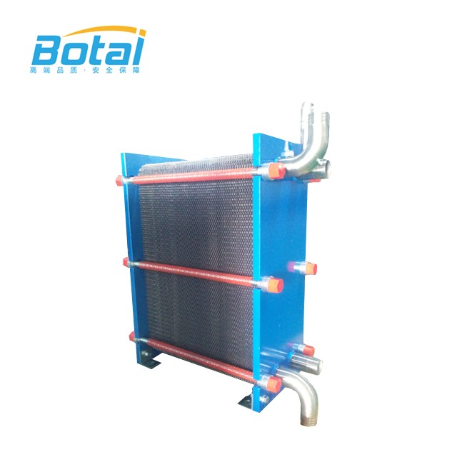 Vicarb Plate Heat Exchanger