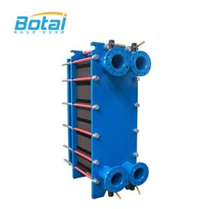 Food Plate Heat Exchanger