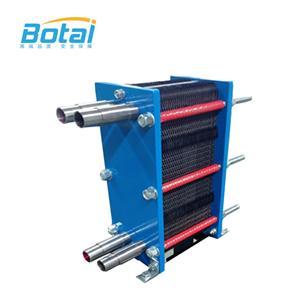Metallurgy Plate Heat Exchanger