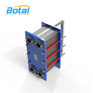 M10M Plate Heat Exchanger
