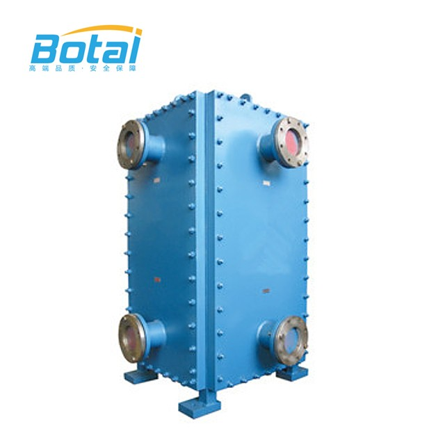 Efficient Heat Transfer Full Welded Heat Exchanger