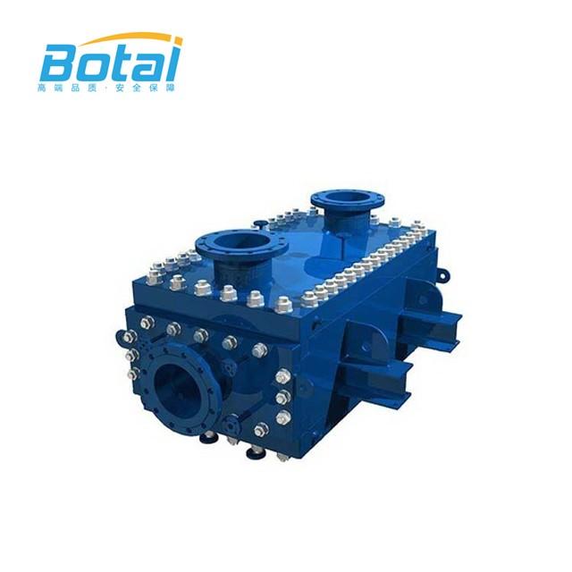 Petroleum Full Welded Heat Exchanger