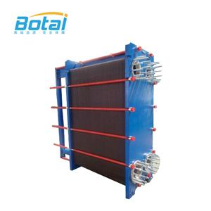 316 Covered Plate Heat Exchanger Frame