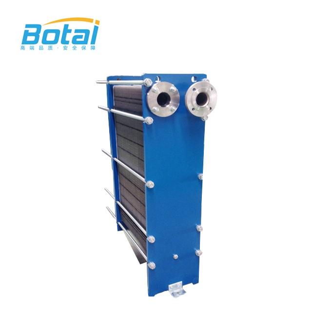 Schmidt Plate Heat Exchanger Frame