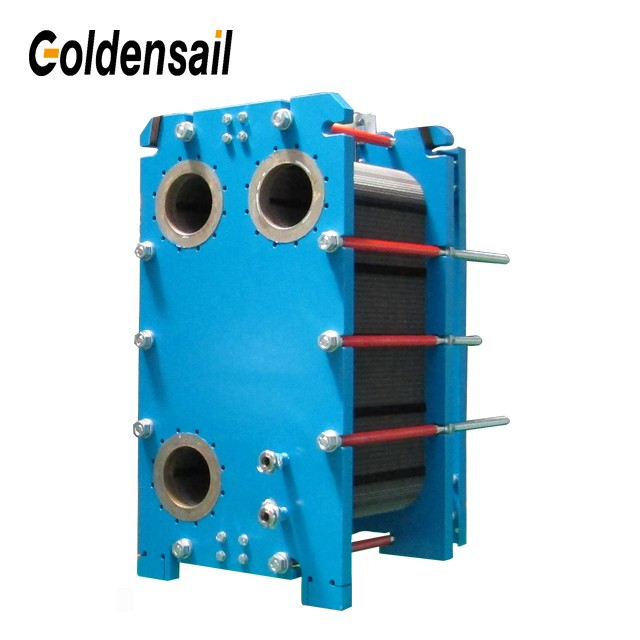 Marine Plate Heat Exchanger Frame