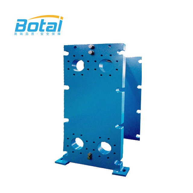 Desalination Plate Heat Exchanger Frame