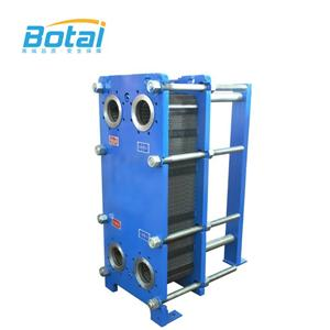 S121 Plate Heat Exchanger Frame