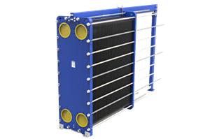 S188 Plate Heat Exchanger Frame