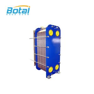 SF123 Plate Heat Exchanger Frame