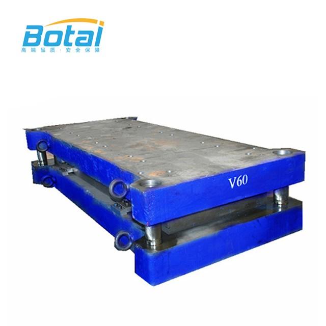 Metallurgy Heat Exchanger Plate Mould