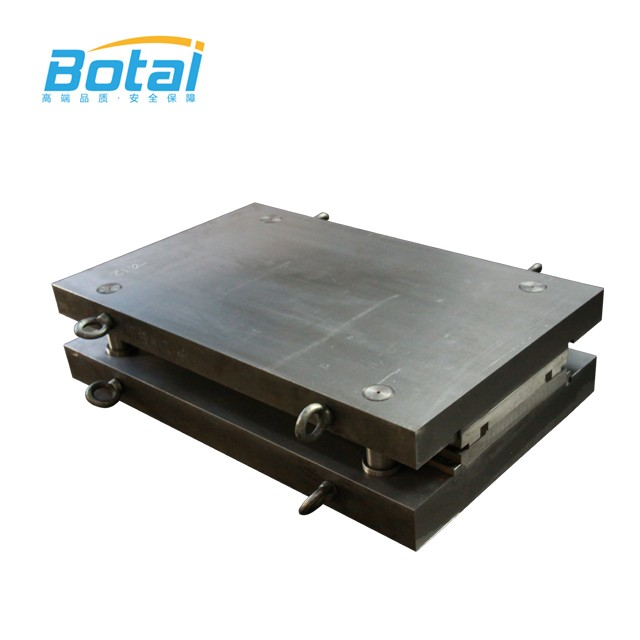 Double Wall Heat Exchanger Plate Mould