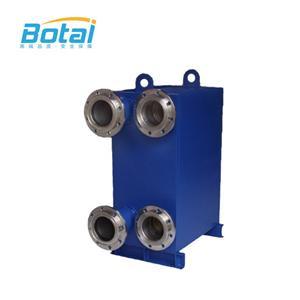 Low Fouling Full Welded Heat Exchanger