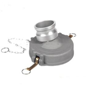 Aluminum Quick Connector Pipe Fitting Female Camlock Quick Coupling