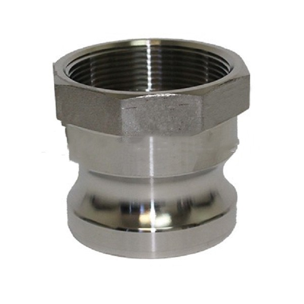 Stainless Steel/ Camlock Quick Coupler/Type A