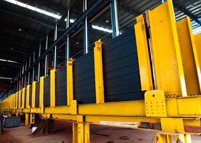 9H Grade HRSG Modules for Wuxi Boiler Junliangcheng Project