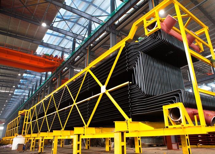 9E Grade HRSG Modules for Wuxi Boiler