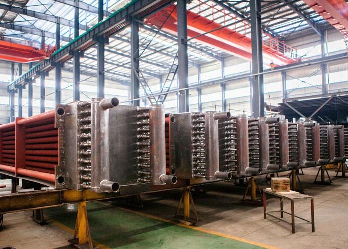Power Plant Economizer