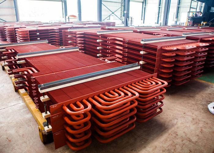 Heating Surface Serpentine Tube