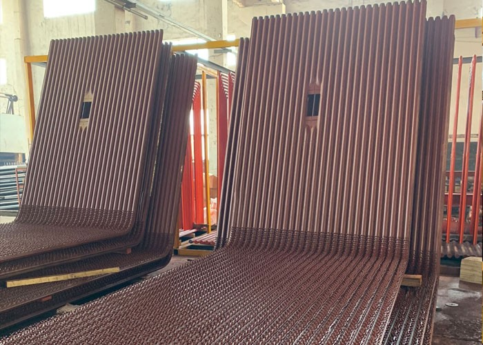 Evaporator Section Membrane Wall