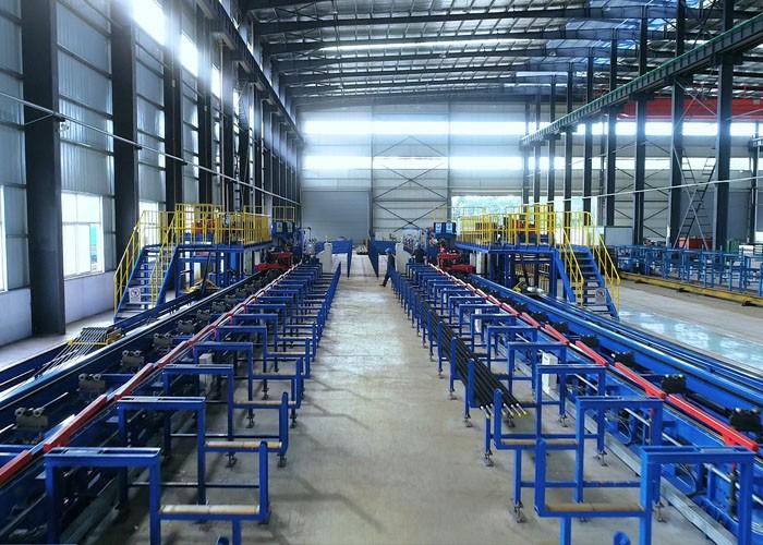 Power Plant Economizer Fin Tube