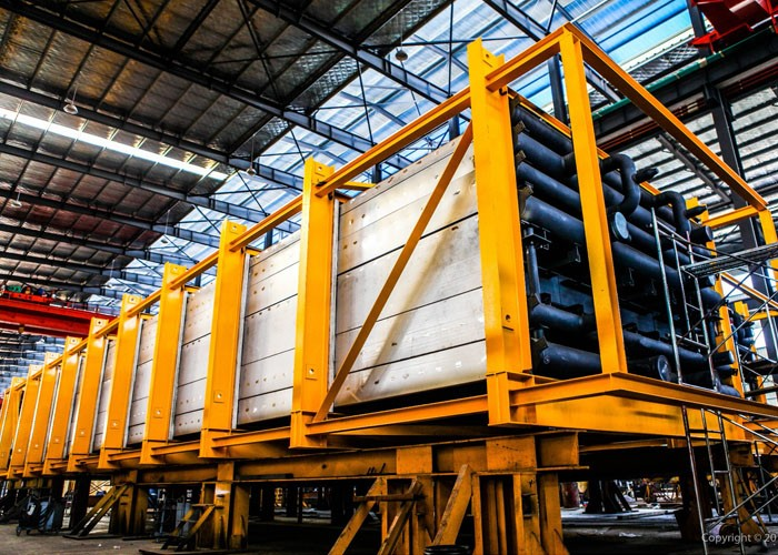 Boiler Heat Recovery Steam Generator