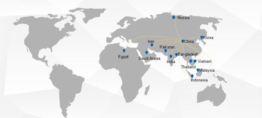 Huaren Sales Networks