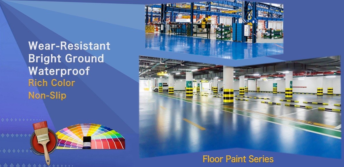 Floor Paint Series