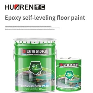 Scratch Resistant Self Leveling Floor Epoxy Paint