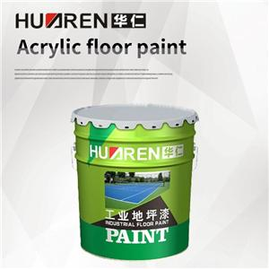 High Solid Acrylic Water-based Floor Paint