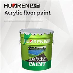 Scratching Resistant PU Polyurethane Floor Paint