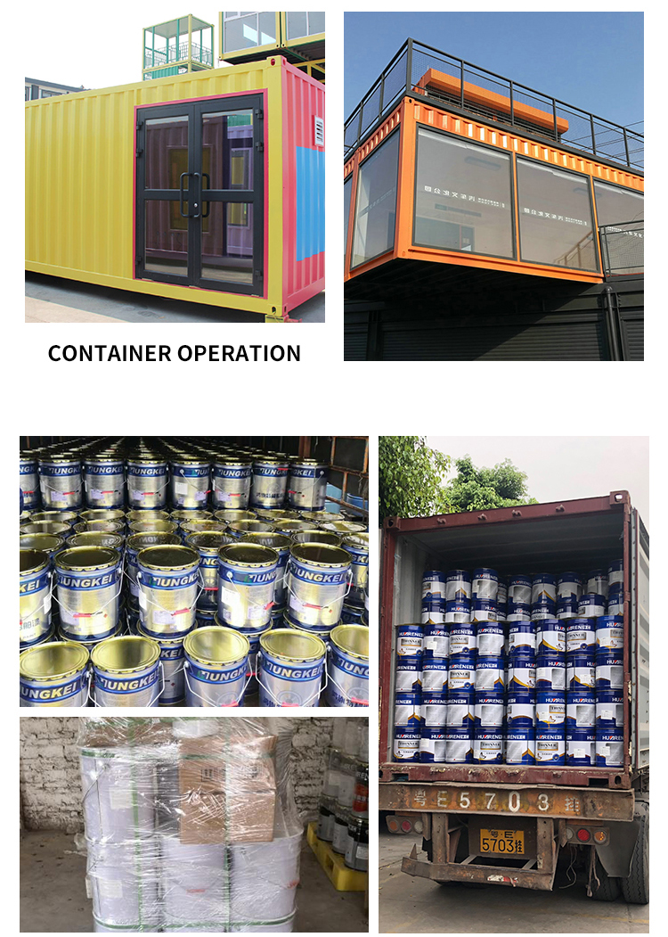 mechanical equipment paint