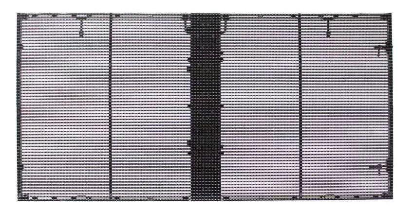 Transparent Led-Bildschirm