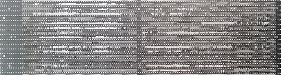 5000nits transparent led screen