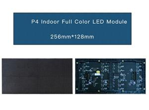 p4 pantalla LED de interior