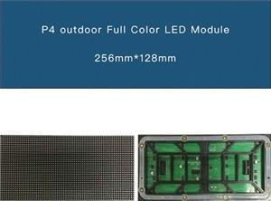 P4 outdoor led display screen