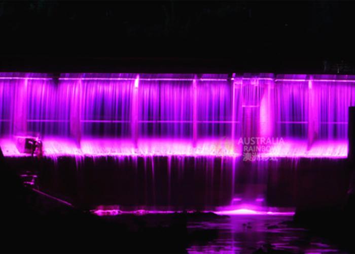 digital water fountain