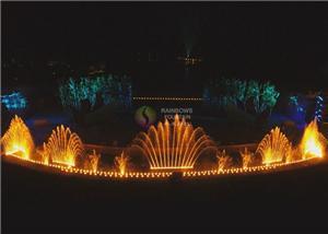বড় পুকুরগুলির জন্য অনন্য আউটডোর ভাসমান বায়ুসংস্থান ফোয়ারা