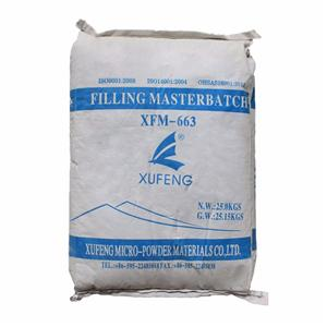 Talc Powder Masterbatch For Home Appliances