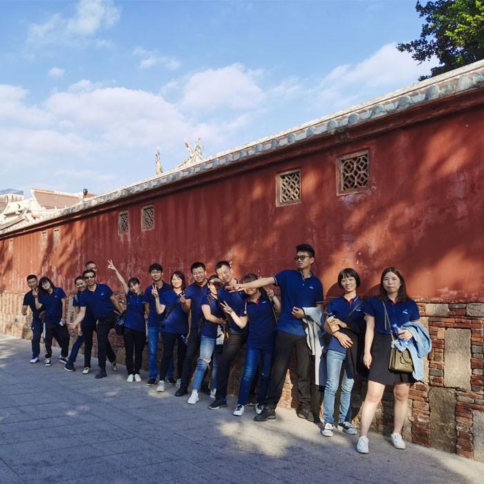 Xufeng powder Autumn Tour,Met time memory