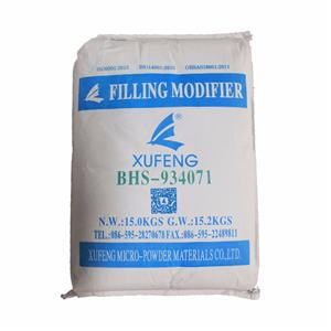 Mineral Fillers