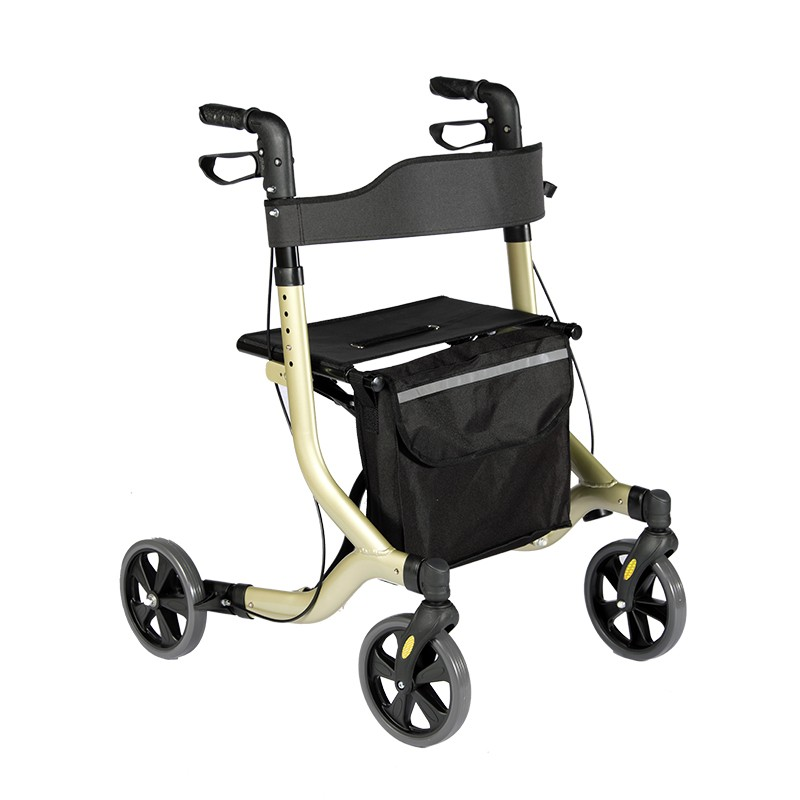Rolling Walker Rehabilitation Equipment
