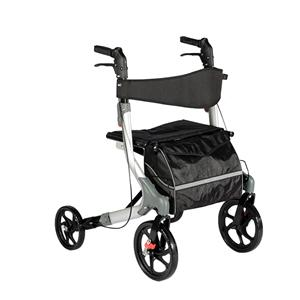 With Backrest And Soft Seat Lightweight Rollator