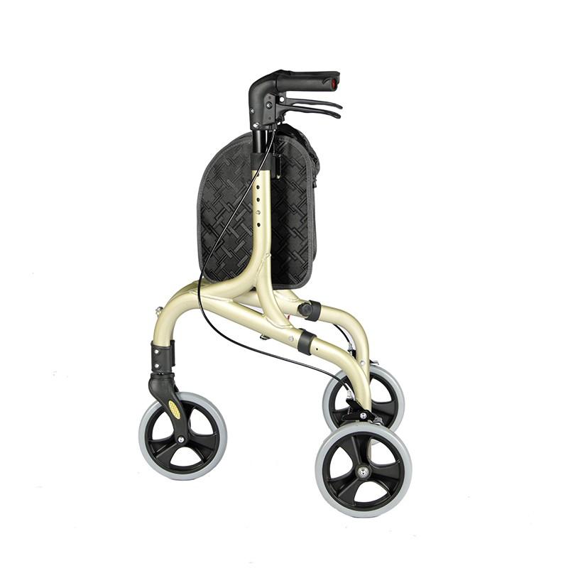 New Model 3-wheels Elderly Rollator Manufacturers, New Model 3-wheels Elderly Rollator Factory, Supply New Model 3-wheels Elderly Rollator