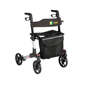 Rollator Shopping Cart With Wheels