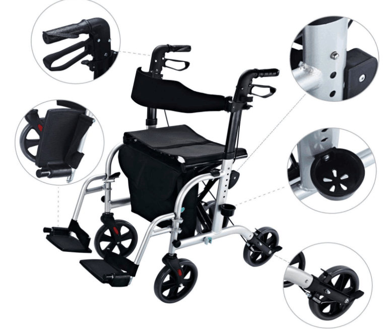 Medical Equipment rollator