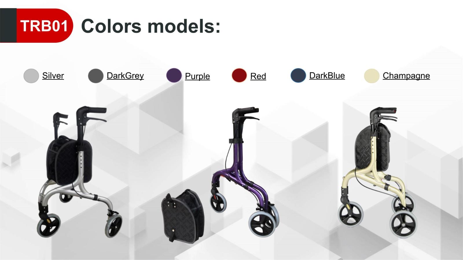 2019 New design Tri-walker TRB01