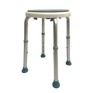 회전 알루미늄 목욕 샤워 좌석 의자