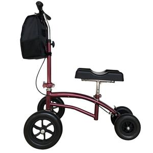 Knee Walker With PU Knee Support Pad