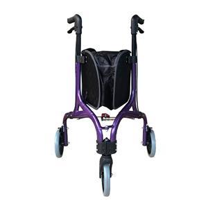 Lättviktsrulle med 3 hjul