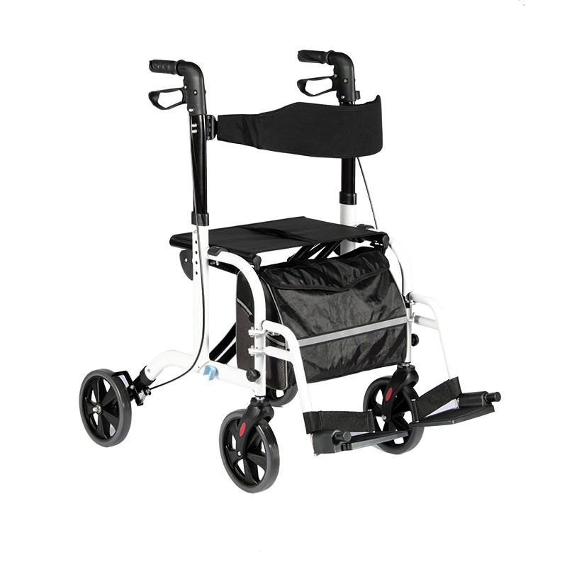 Can Be Use As Transport Rollator